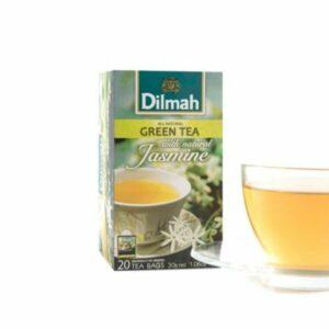 DILMAH GREEN TEA JASMINE