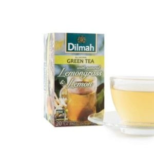 DILMAH LEMONGRASS & LEMON