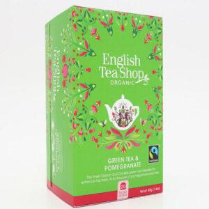 ETS GREEN TEA & POMEGRANATE