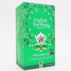 ETS PURE GREEN TEA