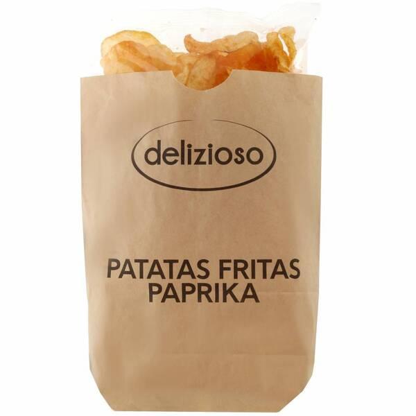 PATATAS FRITAS PAPRIKA