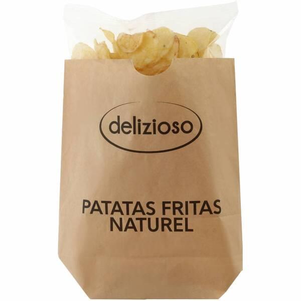 PATATAS FRITAS NATUREL